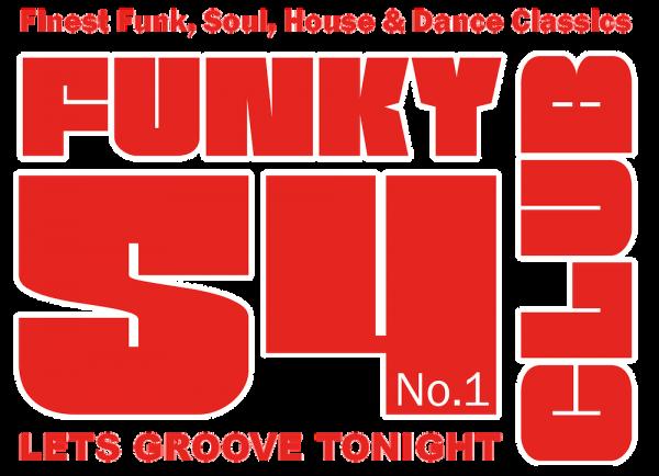 Eintrittskarte Funky54 - 04.04.2020